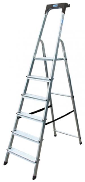 Лестница стремянка Safety 6 ступеней