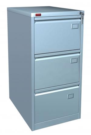 Шкаф металлический картотечный КР - 3