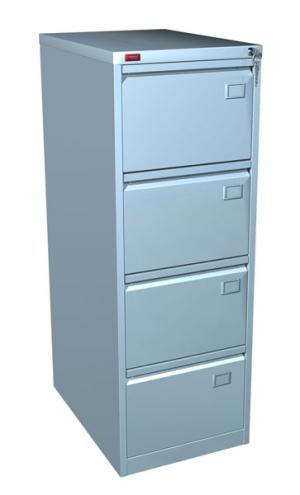 Шкаф металлический картотечный КР - 4