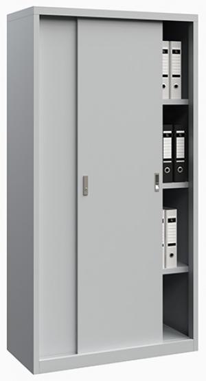 Шкаф металлический для хранения документов ШАМ - 11.К